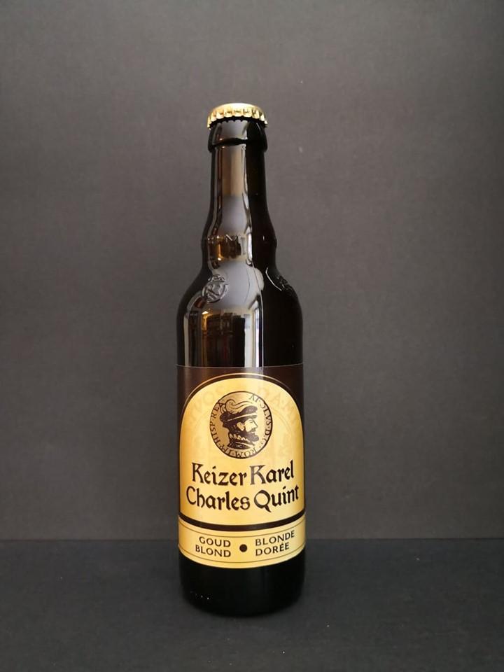 Keizer Karel Blond