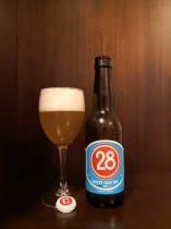 Caulier 28 White Oaked IPA