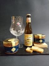 Paté cerveza Tripel Karmeliet