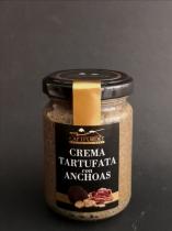 Crema Tartufata con anchoas
