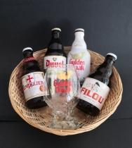 Cesta Cervezas Belgas