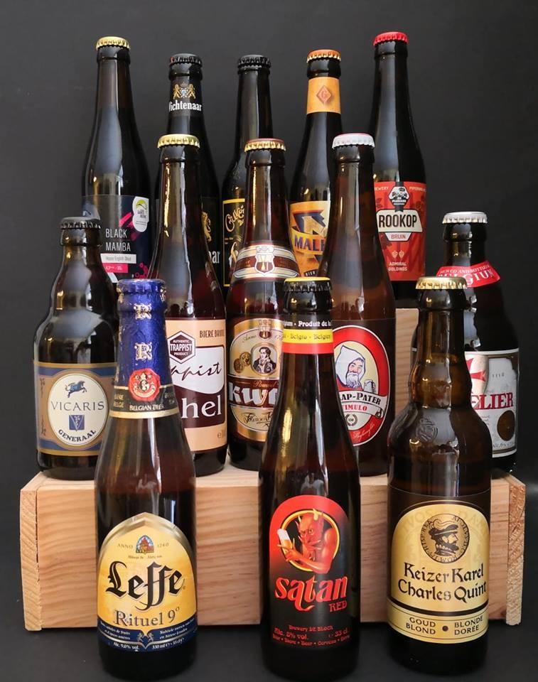 Lote Cervezas Belgas