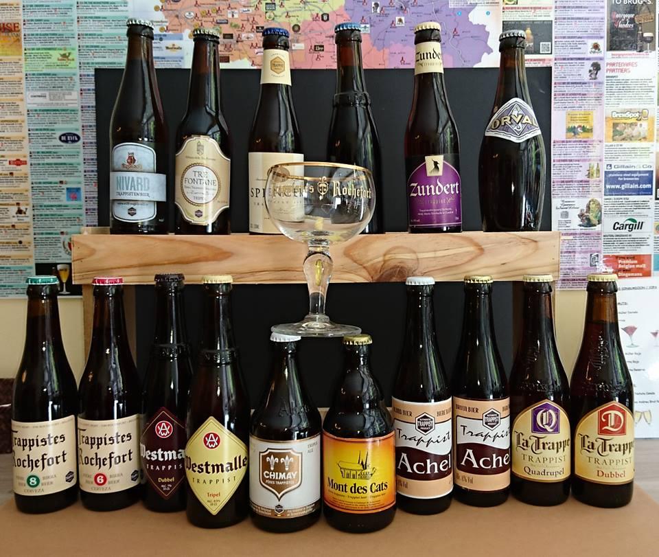 Estuche 15 Cervezas Trapenses