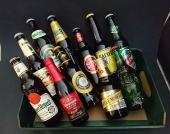 Lote de Cervezas del Mundo