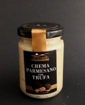 Crema Parmesano con trufa